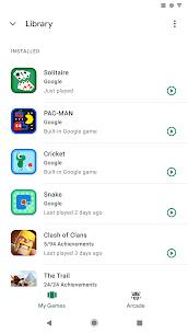 Google Play Games 4