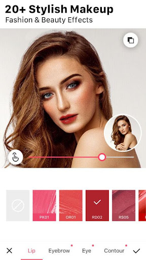 Meitu – Beauty Cam, Easy Photo Editor 8.4.9.8 screenshots 2