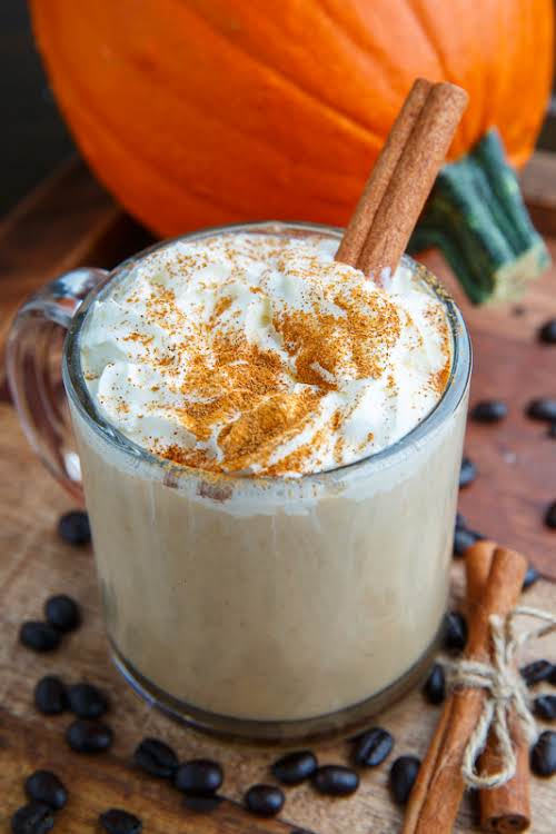 "Pumpkin Spiced Latte""A fall favourite, pumpkin spiced latte, that is easy to..."