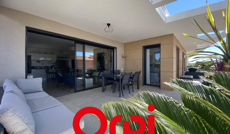 Appartement avec terrasse en bord de mer Bandol