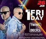 First Friday ft Twins on Decks : 47thavenue_dbn