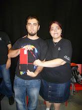 Photo: Ganador sorteo - Rolled up