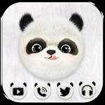 Cute Panda Theme Icon