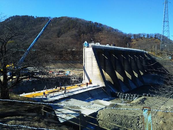 西浦ダム by kokoronoki