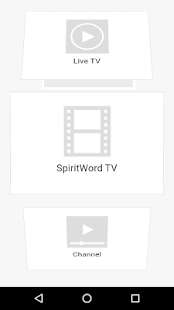 SpiritWord TV's 2017- screenshot thumbnail