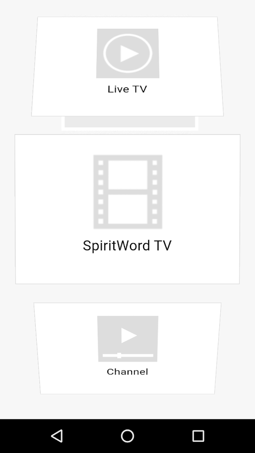 SpiritWord TV's 2017- screenshot