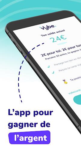 Vybe - La nu00e9obanque des jeunes modavailable screenshots 1