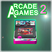 Arcade Games (King of emulator 2) icon
