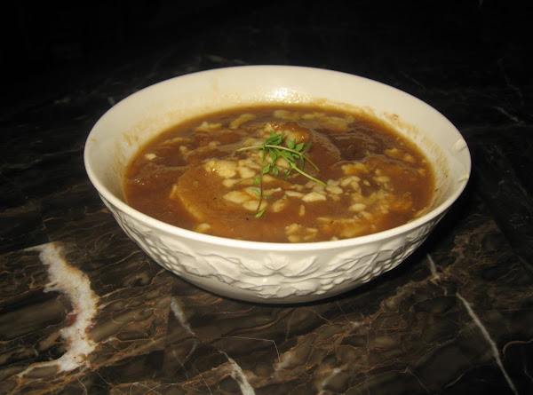 Caramelized French Onion Soup In Crock Pot Recipe
