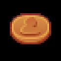 Donate a copper piece icon