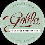Logo for Golda Kombucha