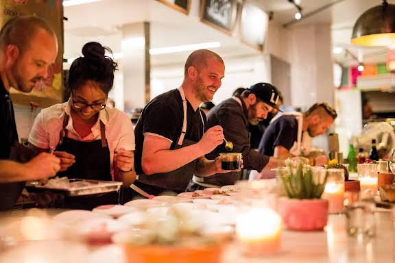 Indie Chefs Week 2018 Tour