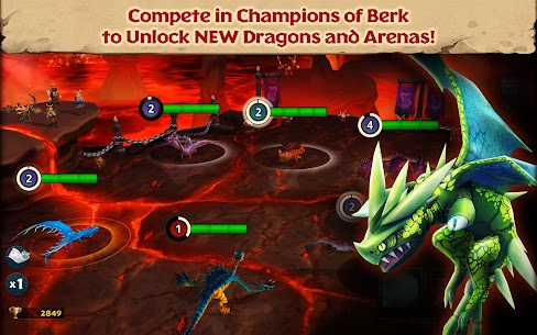 Dragons Rise Of Berk Mod Apk 1.51.7 (Unlimited Runes + No Ads) 2