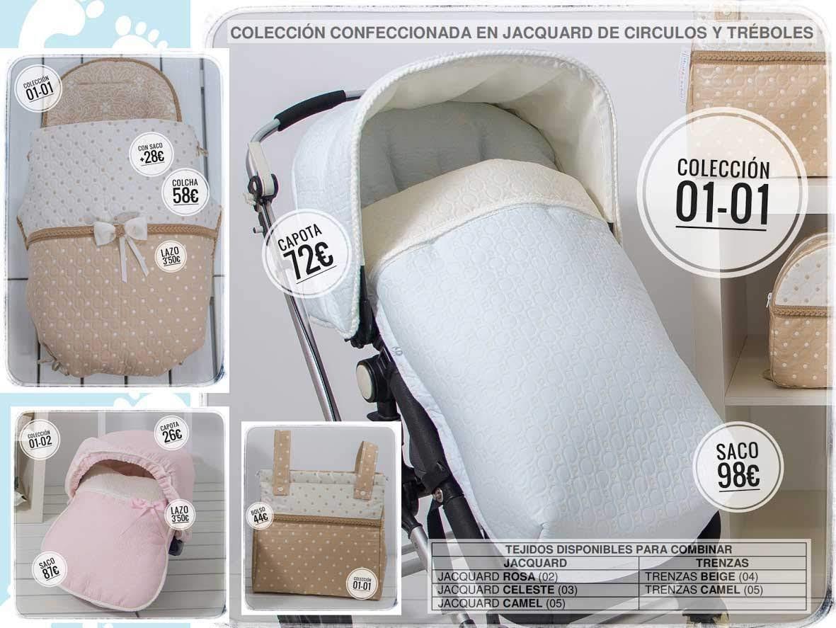 Saco de Silla Beb/é Carro Coche Jaquard Universal