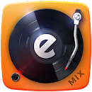 edjing Mix: DJ music mixer v 6.1.4 app icon