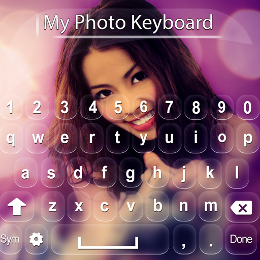 My Photo Keyboard App