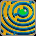 Round Labyrinth icon
