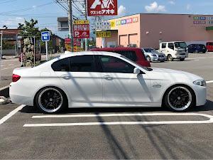 5シリーズ セダン   F10 523i  Mスポーツパッケージのカスタム事例画像 かっちゃんさんの2019年08月10日10:06の投稿