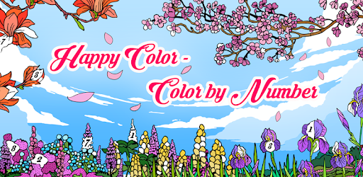 Coloriage Gratuit Happy Color.Happy Color Color By Number Apps On Google Play