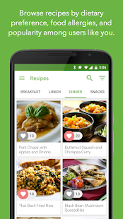 Zipongo healthy recipes and grocery deals apps on google play screenshot image forumfinder Choice Image