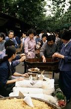 Photo: 10925 上海/自由市場/搾菜/春雨