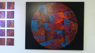 """Photo: Exhibition """"WE ARE THE NIGHT"""" Leo-Leander Namislow aka EINSTRICH"""