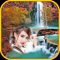 Waterfall Photo Frames montage icon