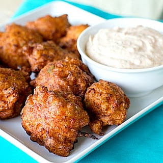 Conch Fritters.