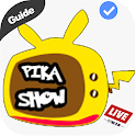 PikaShow: Free Live MOVIES Helper icon