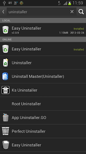 Easy Installer - Apps On SD 3.1.9 screenshots 5