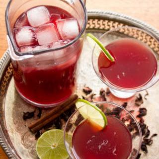 Hibiscus Margaritas (Margarita de Jamaica)