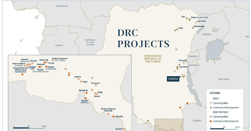 Rackla Metals acquires majority stake in DRC gold project