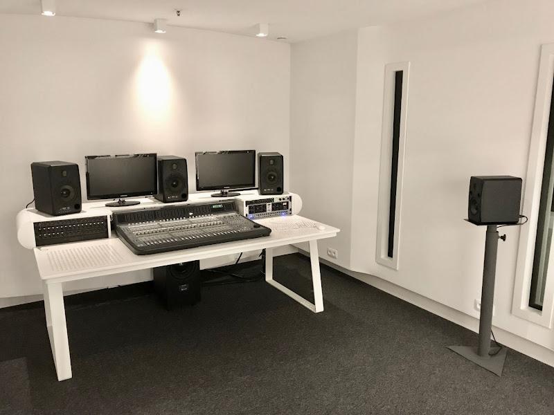 Nieuwe studio voor Syntra @T2 Campus Genk