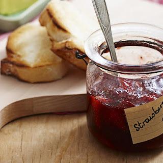 Grand Marnier Strawberry Jam.
