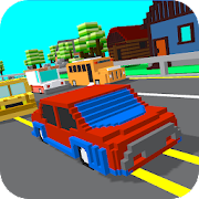Blocky Highway MOD APK 1.0 (Free Shopping)