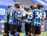 Romelu Lukaku werd gisteren officieel kampioen met Inter