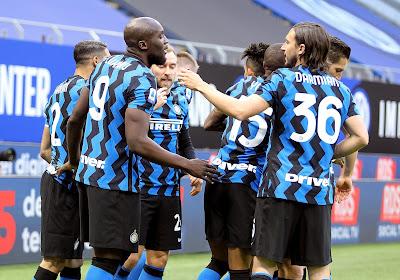 📷 Uitgelekt? Het nieuwe shirt van Inter kleurt pas blauw en zwart als... er gezweet zal worden