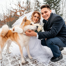 Wedding photographer Valentina Bogushevich (bogushevich). Photo of 20.01.2018