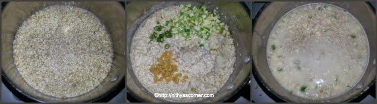oats daddojanam recipe