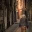 by Morten Golimo - City,  Street & Park  Street Scenes ( sardinia, golden gate, street scene, italy, walk, street photography )