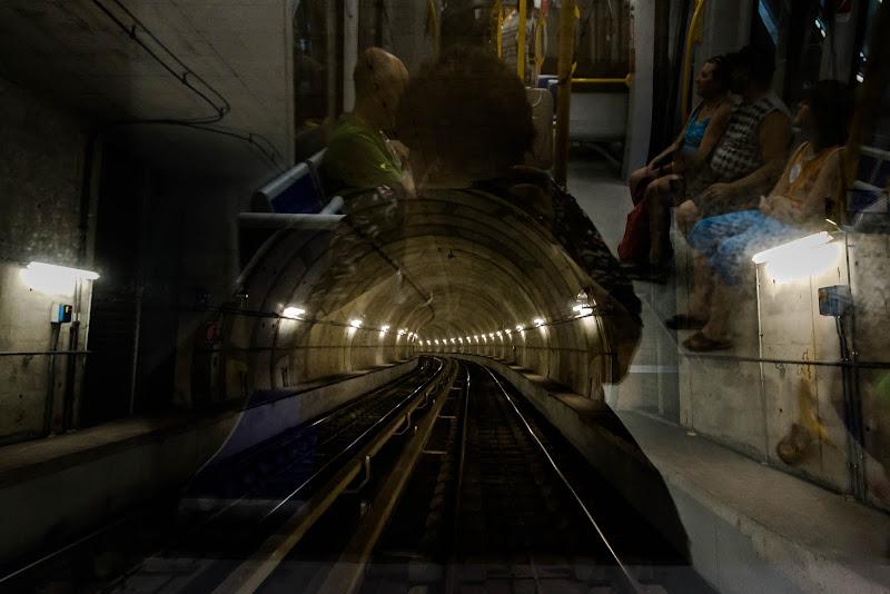 Prospettiva Underground di Peggy