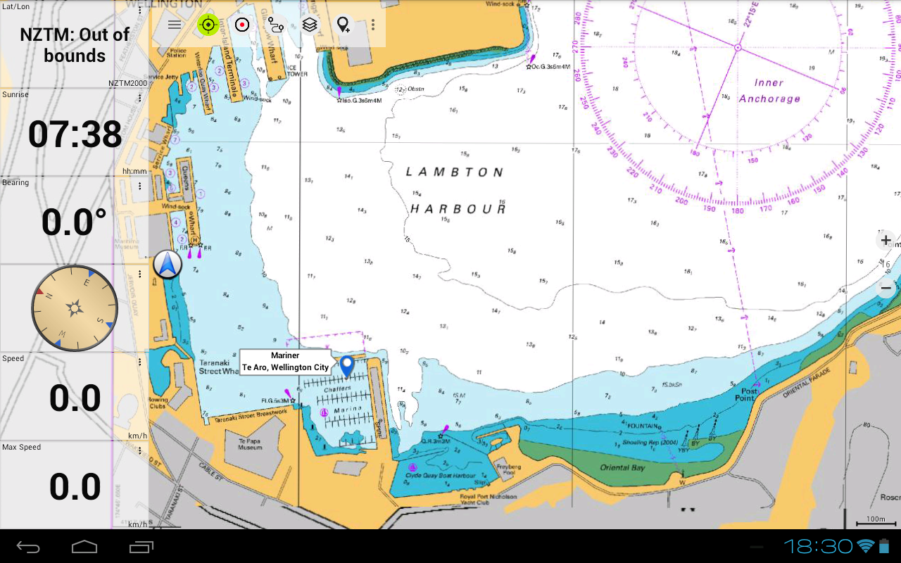New Zealand Topo Maps Free Android Apps On Google Play - Us topo maps app android