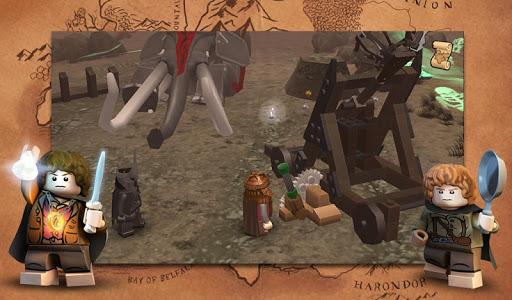 LEGOu00ae The Lord of the Ringsu2122  screenshots 4