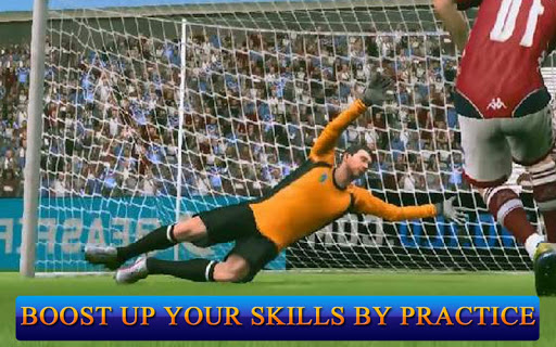 Soccer Players:Goalkeeper game for PC