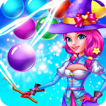 witch magic shooter Icon