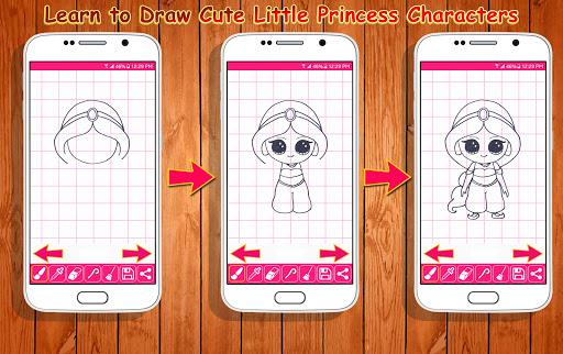 Learn to Draw Little Princess APK (2 2 5) on PC/Mac! AppKiwi
