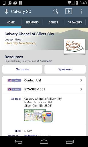 Calvary Chapel of Silver City