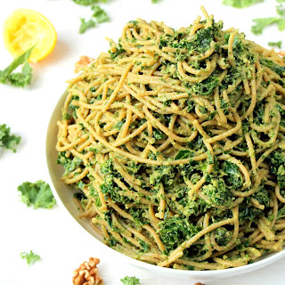 Kale, Walnut and Avocado Pesto Recipe