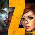 Zero City: Zombie games for Survival in a shelter icon