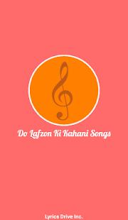 Hit Do Lafzon Ki Kahani Songs - náhled